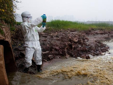 El Coronavirus en las aguas residuales