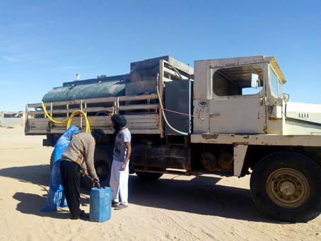 Sobrevive el Sahara Occidental por la ayuda humanitaria