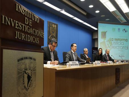 Cumple 80 años el Instituto de Investigaciones Jurídicas de la UNAM, La grandeza de la Universidad