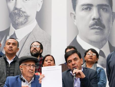 Todos tienen libertad de expresar su voto sobre consulta popular: consejero del INE