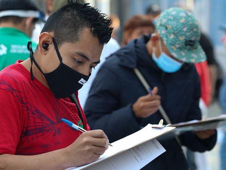 Se recupera empleo formal en el país, informa IMSS