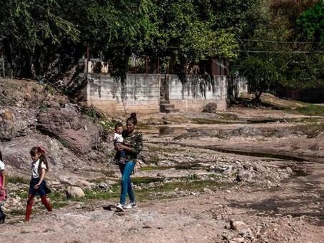 Badiraguato: pobre, aislado y sin vacunas