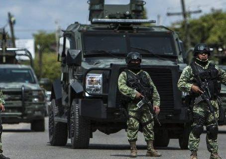 La militarización de la seguridad pública en México