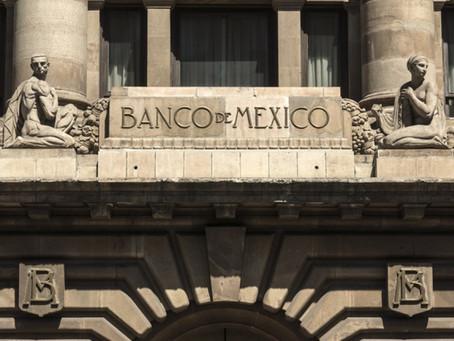 El Banco de México, en capilla (1)