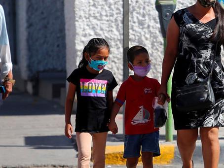 150 mil menores de 12 a 17 años se vacunarán contra el Covid-19 en la CDMX