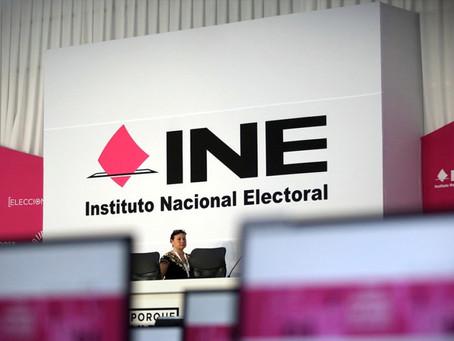 La ley electoral no es autoría del INE