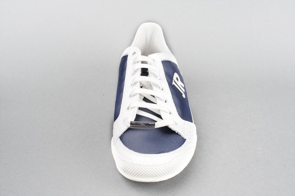 Blue Sneaker Front