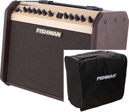 FISHMAN LOUDBOX MINI AMPLIFIER - PRO-LBX-500 +++ WITH SLIP COVER +++