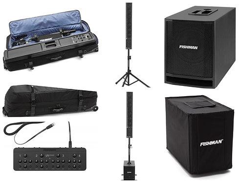 FISHMAN SA330X PERFORMANCE AUDIO SYSTEM BUNDLE