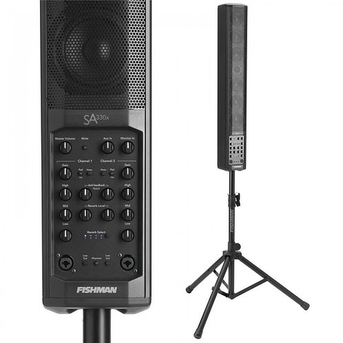 FISHMAN SA330X PERFORMANCE AUDIO SYSTEM - PRO-AMP-SL2