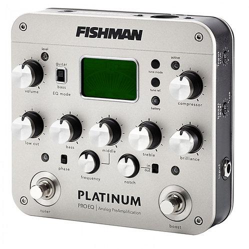 Fishman Platinum Pro EQ Analog Pedal