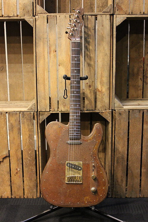 J. White Guitar Workshops 'Rusty' Electric Guitar