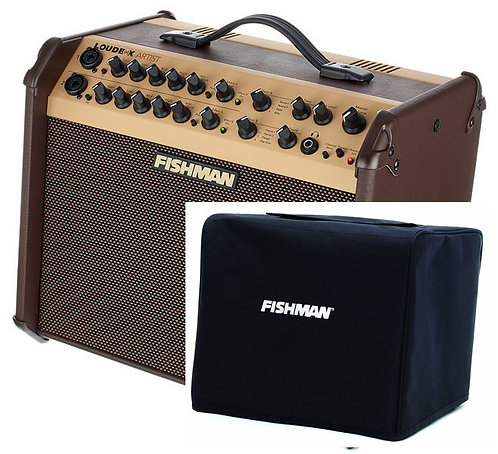 FISHMAN LOUDBOX ARTIST AMPLIFIER - PRO-LBX-EX6 +++ WITH SLIP COVER +++