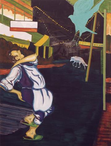 hexenschuß_-2004_-_oil_on_canvas_-_190_x