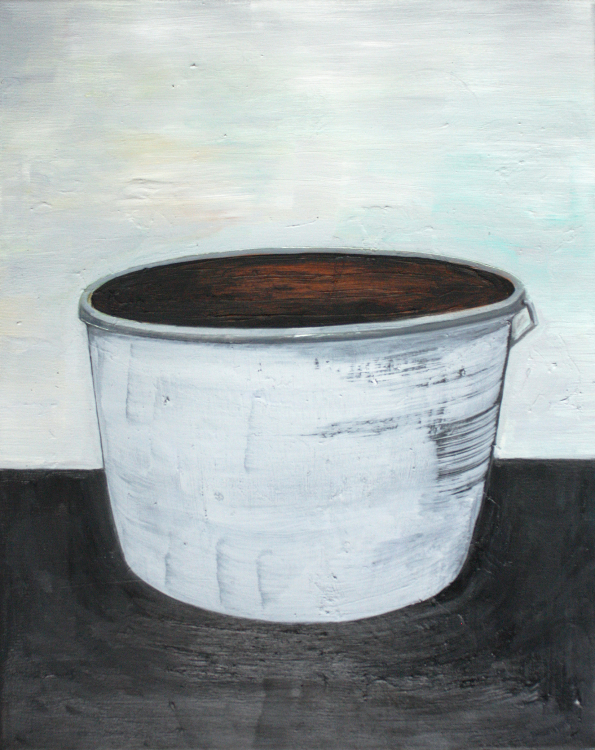 nice one - 2010 - öl auf leinwand - 50 x 40 cm