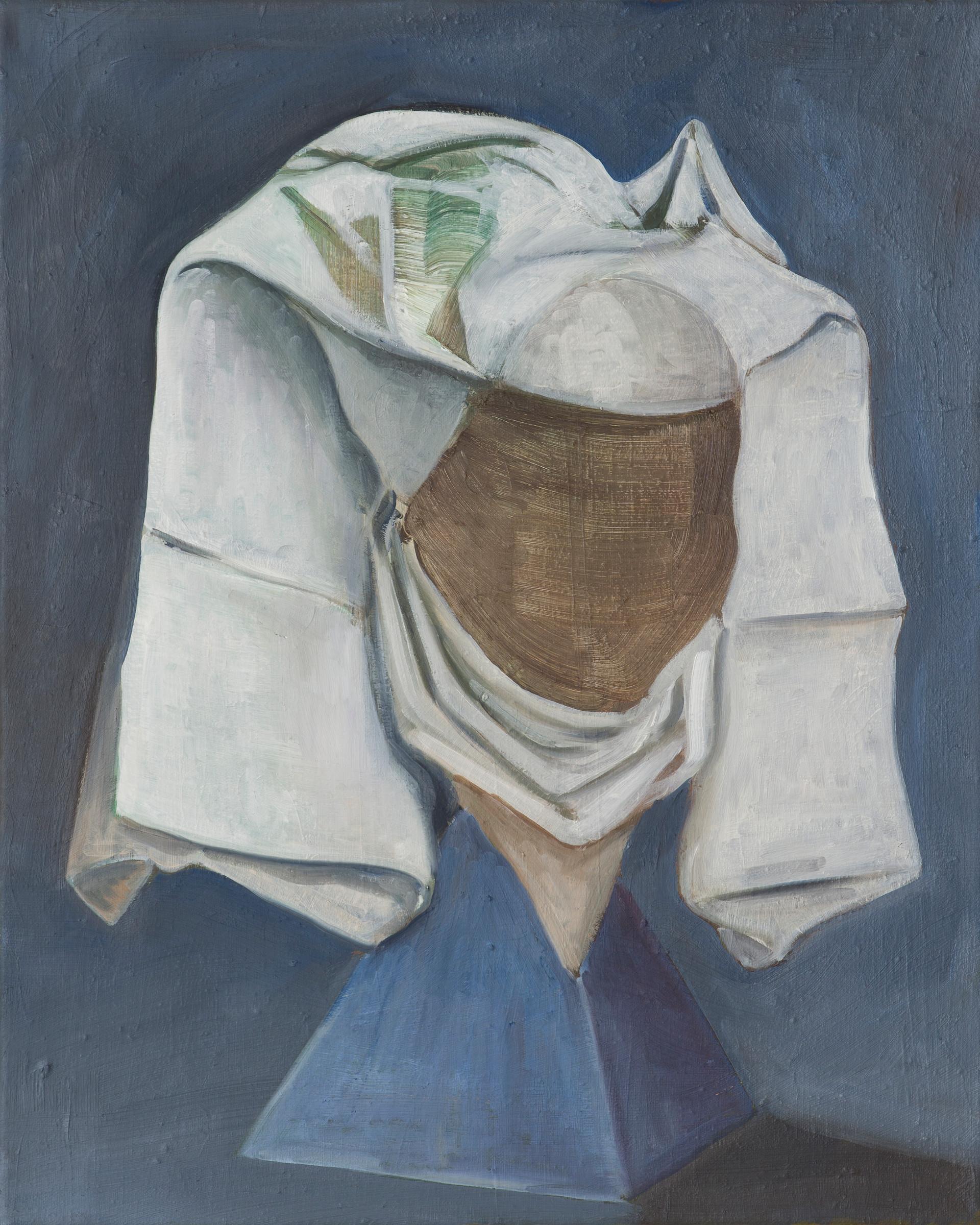 the portrait - 2013 - öl auf leinwand - 60 x 50 cm