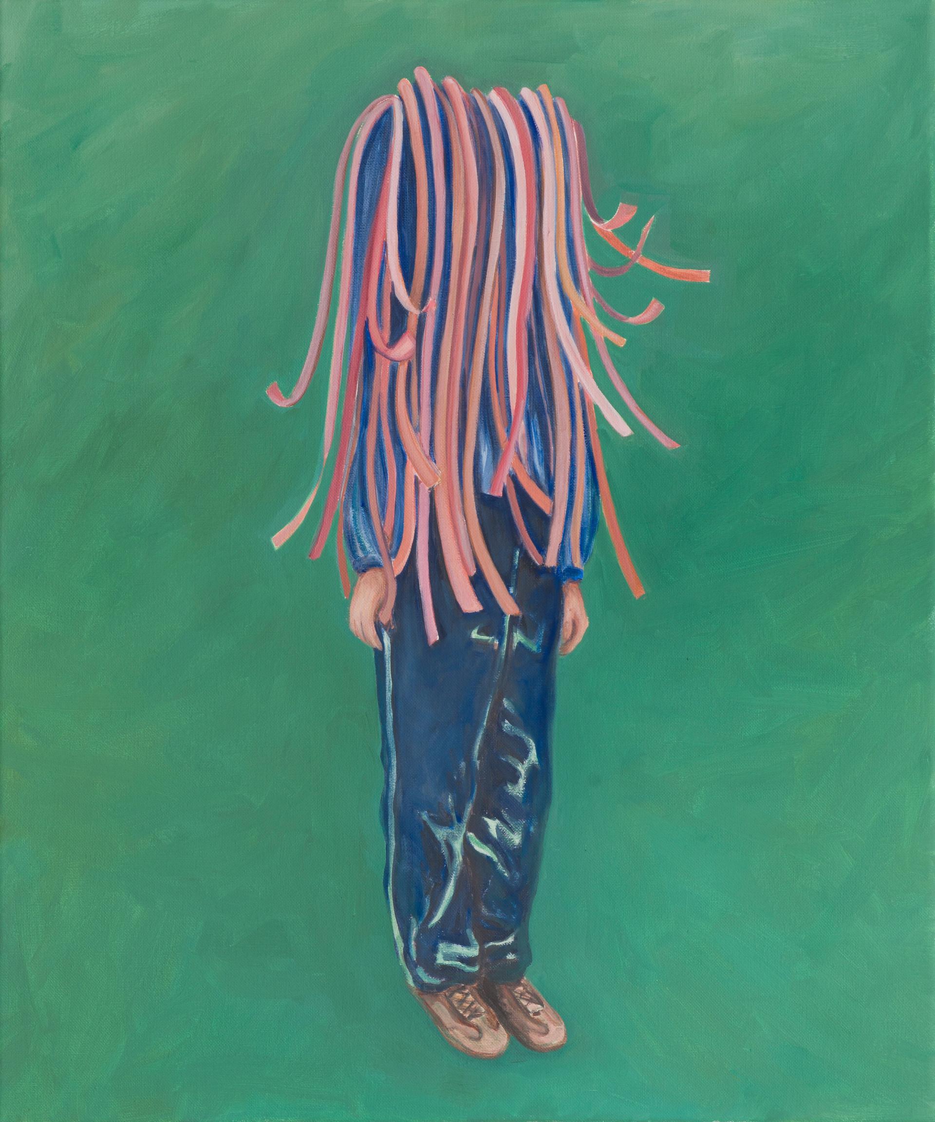 boy - 2014 - öl auf leinwand - 60 x 50 cm