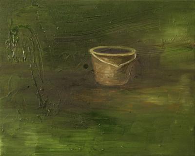 far away one - 2010 - oil on canvas - 24