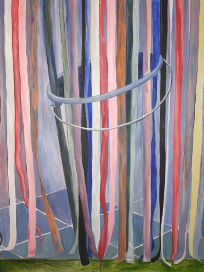 capri - 2010 - oil on canvas - 160 x 120