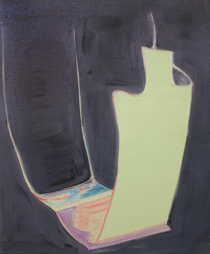 untitled - 2008 - öl auf leinwand - 60 x 50 cm