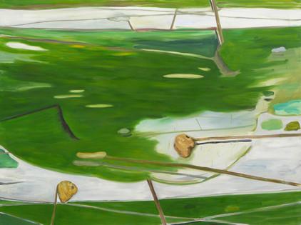 spring - 2008 - öl auf leinwand - 120 x 160 cm