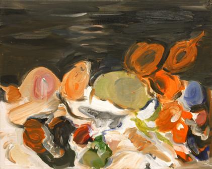 mouse - 2009 - oil on canvas - 40 x 50cm