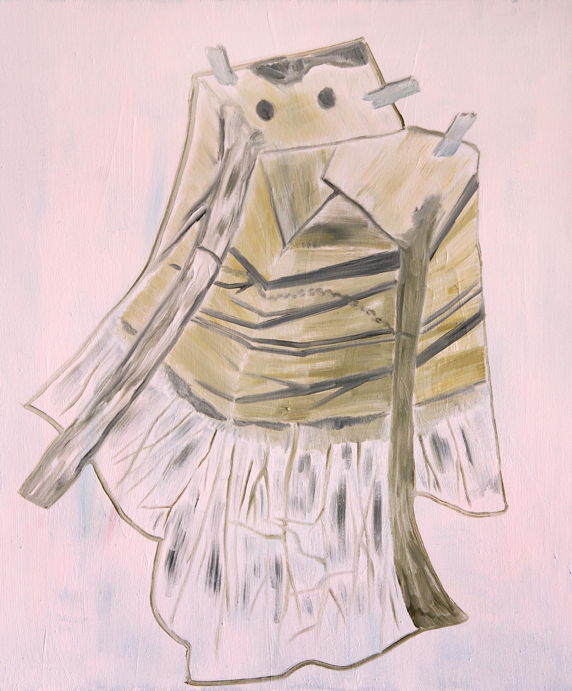henriette - 2009 - öl auf leinwand - 60 x 50 cm