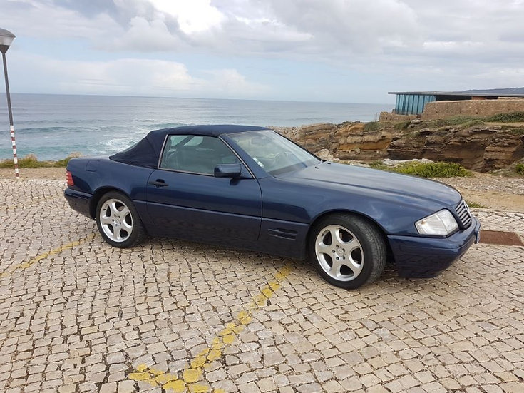 Mercedes Benz SL 320