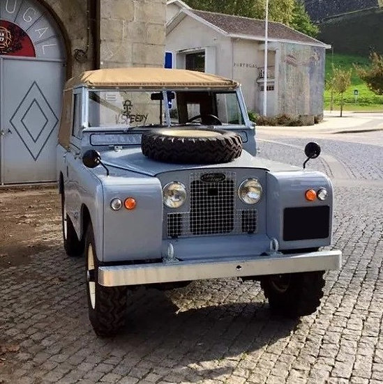 Land Rover Regular 88