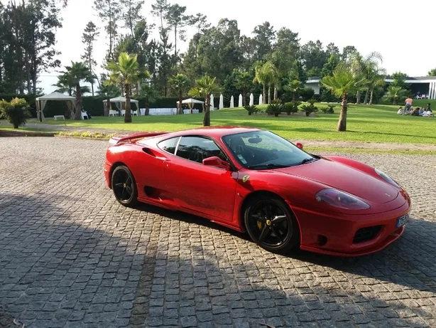 Ferrari Modena 360 F1