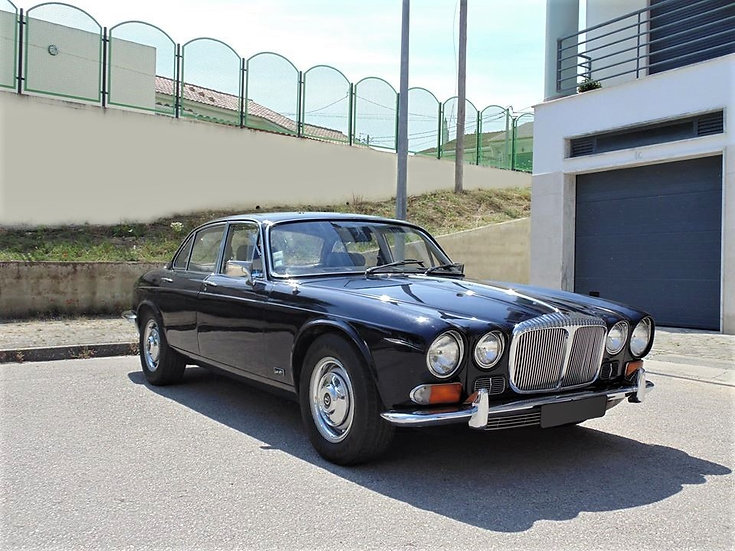 Jaguar XJ6 Daimler Sovereingn