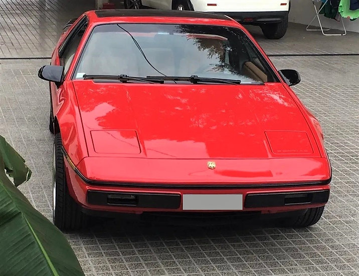 Pontiac Fiero SE