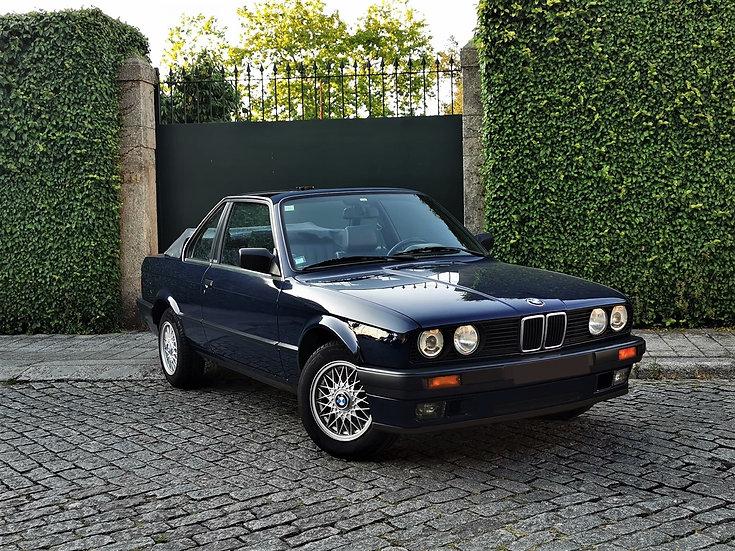 BMW E30 316i Baur TC
