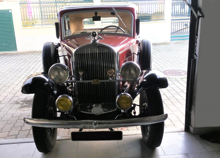Opel 1290 Special Limousine