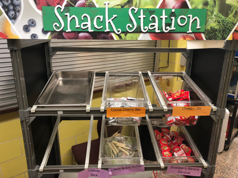 Beyond Breakfast & Lunch: After School Snack Starts in Garfield Heights
