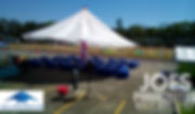 Tella, parachute, tent, joes, corp, corporation, events, tents, tent, manila
