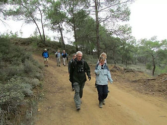 North Cyprus walks / Walking Holidays in Northern Cyprus