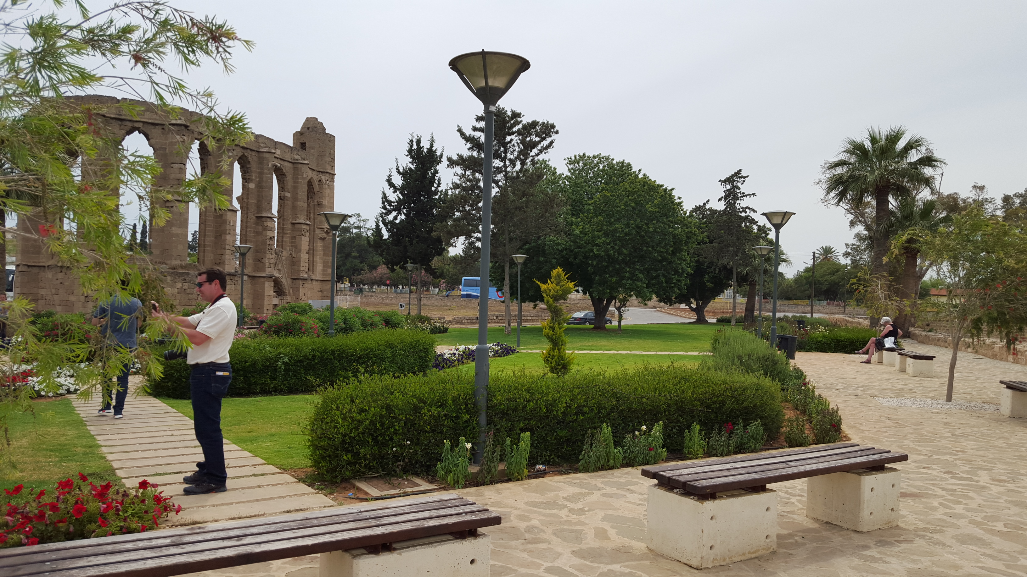 Wall City of Famagusta