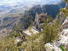 Buffavento Castle- hiking tours