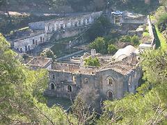 Armenian Mon- walking in North Cyprus Wa