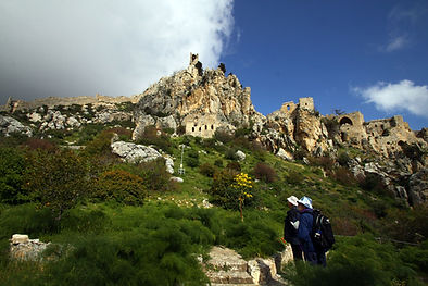 Self-guided tours in Kyrenia-Northern Cyprus
