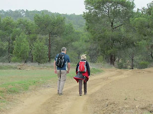 north cyprus walks / private tours in cyprus