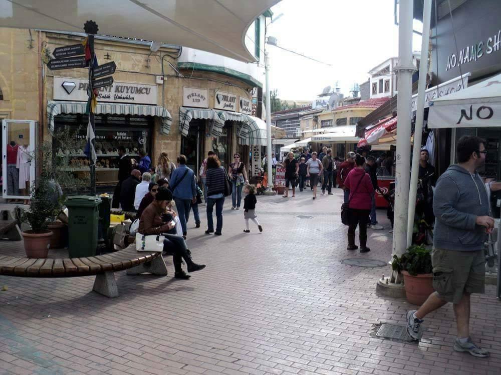 Nicosia Wall  City