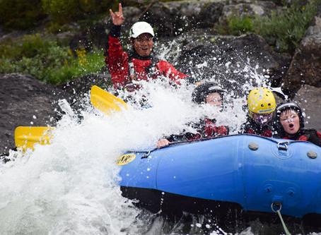 Rafting hos Dagali Fjellpark/Serious Fun