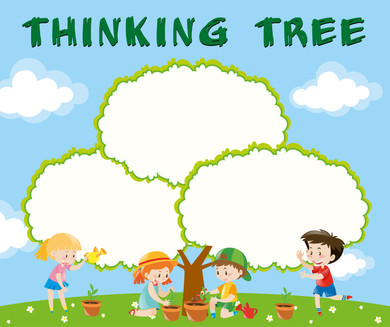 ACTIVITY: Write down all vocabulary in the Thinking Tree