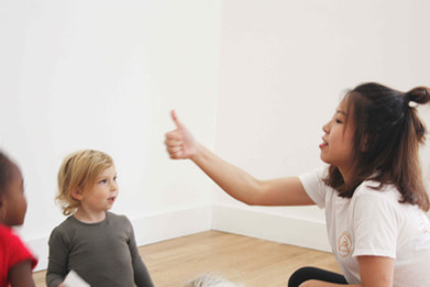 Mandarin Classes for 18 months to 5 year olds in London, Chiswick @ Children's Wellness Centre W