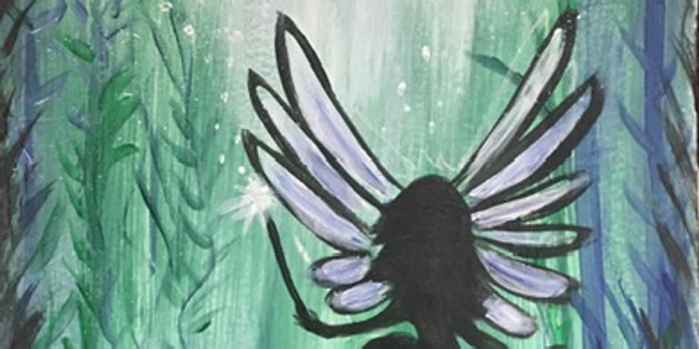 Woodland Fairy Paint Night!