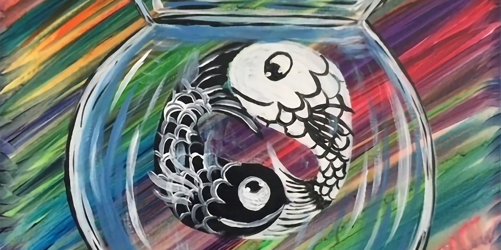 Two Lost Souls in a Fishbowl