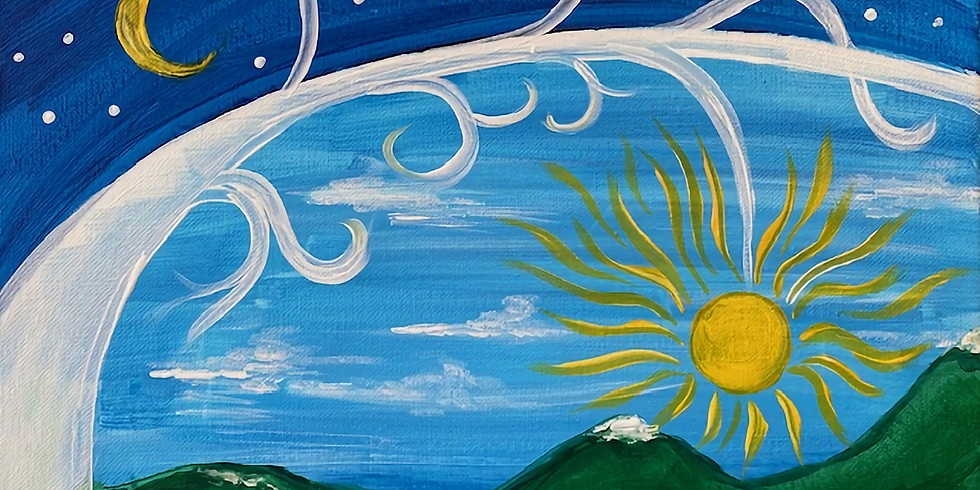 """""""Summer's End"""" Paint Night!"""