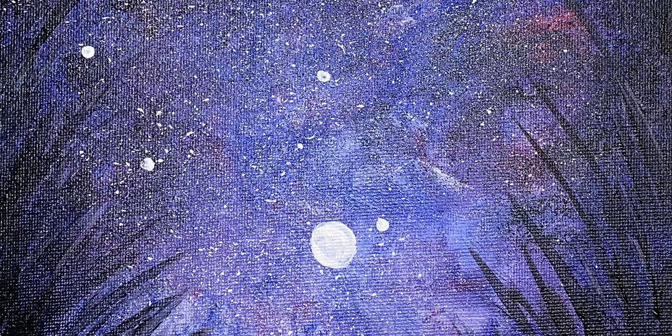 Starry Sky FREE Paint Day!